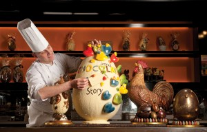Easter at York's Chocolate Story
